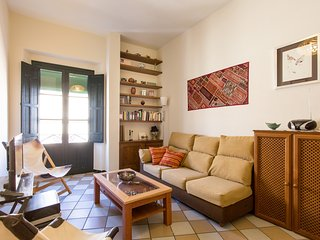 Spacious and bright apartment next to Alameda de Hércules, Seville