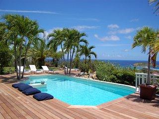 Magical 3 Bedroom Villa in Marigot