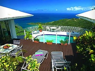 Wonderful 2 Bedroom Villa in Tortola