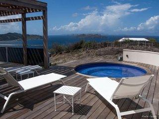 Beautiful 4 Bedroom Villa in Pointe Milou