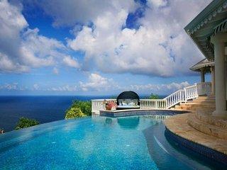 Magical 4 Bedroom Villa in Mont du Cap, Cap Estate
