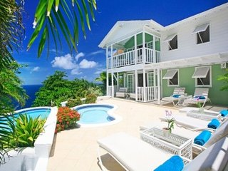 Cozy 3 Bedroom Villa in Saline Point, Gros Islet