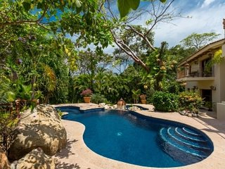 Magnificent 7 Bedroom Villa in Puerto Vallarta, Boca de Tomatlan