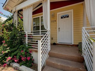 Magazine-Worthy 3BR Alva Bungalow in East Austin