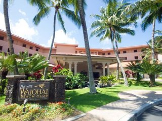 Marriott Waiohai Beach Club, Koloa