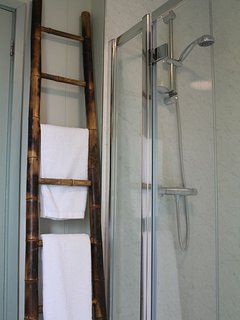 A good walk-in shower