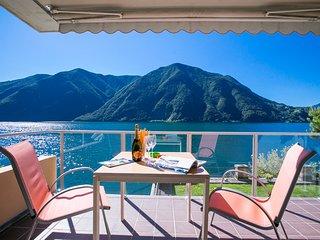 Castagnola Front Lake, Lugano