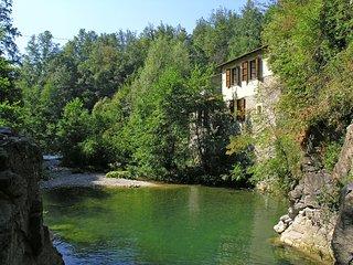 Villa Il Mulino, Villafranca in Lunigiana