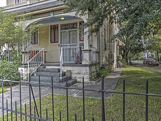 NEW! Large 1BR New Orleans Home - Great for Groups