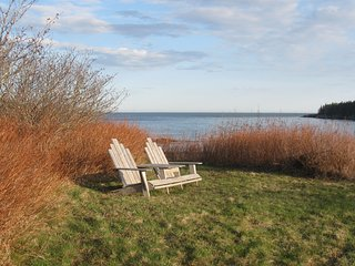 Lubec Waterfront Spacious Home