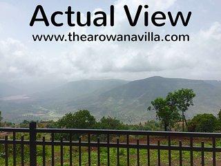The Arowana Villa, Panchgani