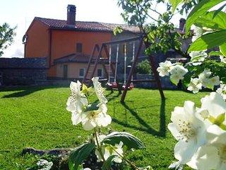House FRATA in Istria-Labin, near the sea