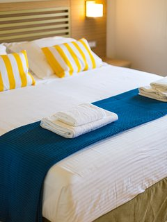 linen and towels from Coco-mat