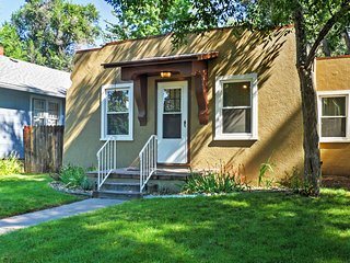 NEW! 2BR Colorado Springs House w/ Large Backyard