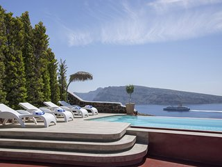 Swinging Sunset Villa - Private Pool & Private Spa, Oia