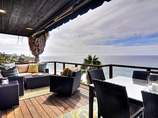 Laguna Beach Oceanfront Dreamhouse