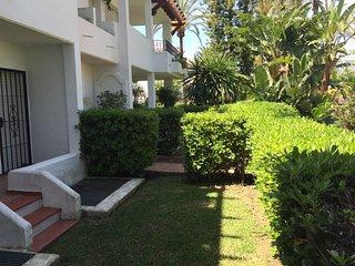 Apartamento a pie de playa totalmente equipado, San Pedro de Alcantara