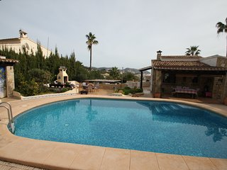 Calypso - holiday home with private swimming pool in Moraira, Teulada