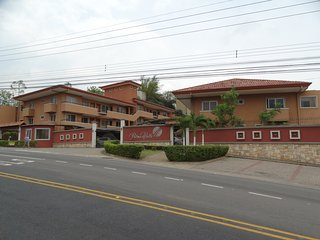 Fully furnished condominium apartments, Escazu.