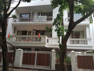 4 Bedroom service apartment in posh GK2South Delhi, New Delhi