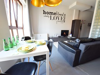 Apartament Homely Place Lovely Centrum Poznań