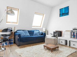 Exceptional 50sqm 1BR for 4 - with rooftop! - P2, Paris