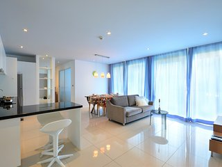 Luxury Seaview 2 Bedroom Condo Close To Beach, Jomtien Beach