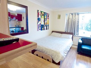 Cosy Studio with Kitchen & WC . A1, Londra