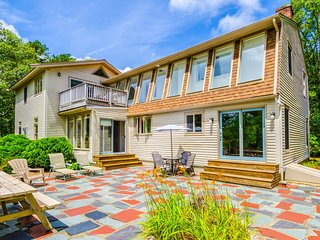 Beautiful, 3,100 Sq.Ft. Home in the Welfleet Woods, Wellfleet