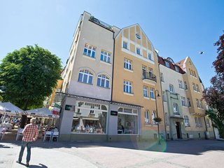 nice small room in the centre of Sopot for 1 pers