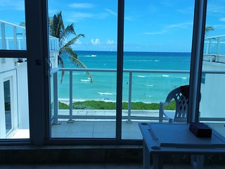 Miami Beach Oceanfront for up to 8 people