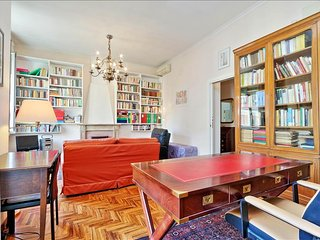 Marvelous 2bdr close to Termini, Rome