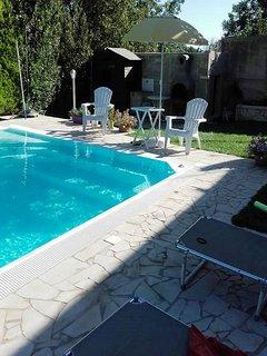 Angolo Relax a bordo piscina
