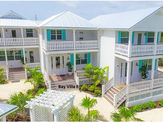 Bay Villa 8-New 3BR waterfront villa Islamorada, Matecumbe Key