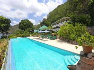 Extraordinary 6 Bedroom Villa in Soufriere
