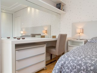 APARTAMENTO REDENCAO - 2 dormitorios com garagem privativa