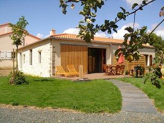 Gîte au coeur du vignoble Nantais., Le Loroux-Bottereau