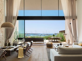 Luxurious house in front of the beach, Palma de Mallorca