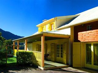 Maison de vacance Cilaos centre-ville