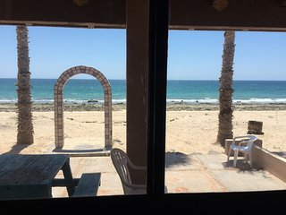 ***BEACHFRONT*** Casa del Mar #10, Sleeps 14