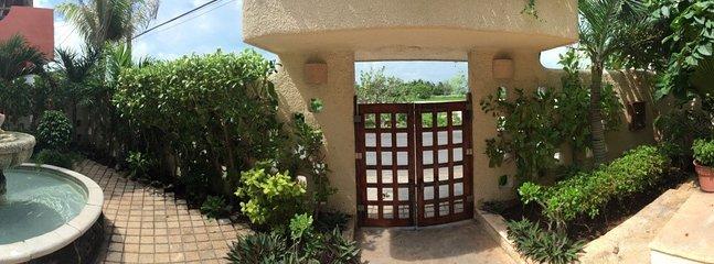 Courtyard Panoramic 1