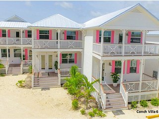 Conch Villa 6 -3 BR Brand new vacation villa in FL, Matecumbe Key