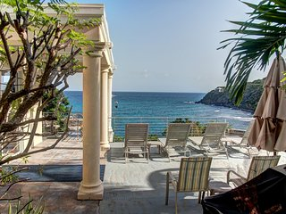 Sanctuary  St John USVI - Luxury Villa Rental, Cruz Bay