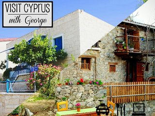 Visit Cyprus with George, Lympia