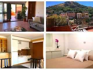 CASA GARDENIA with view, Taormina
