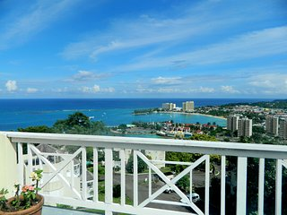 Amazing View of Ocho Rios, 3 Bedrooms, Large Villa