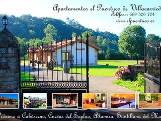 """Habitación Nidito"""", Villacarriedo"""