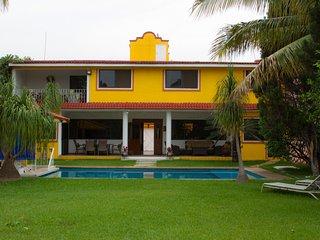 Hermosa residencia de descanso ideal para familias