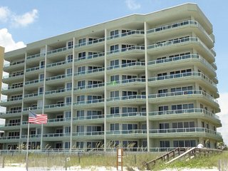 Gulf Front Unit with Breathtaking Ocean Views!, Orange Beach