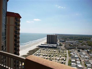 Awesome Bird's Eye Ocean Plantation/Ocean View! Spacious.  Free Wi-Fi & Cable.